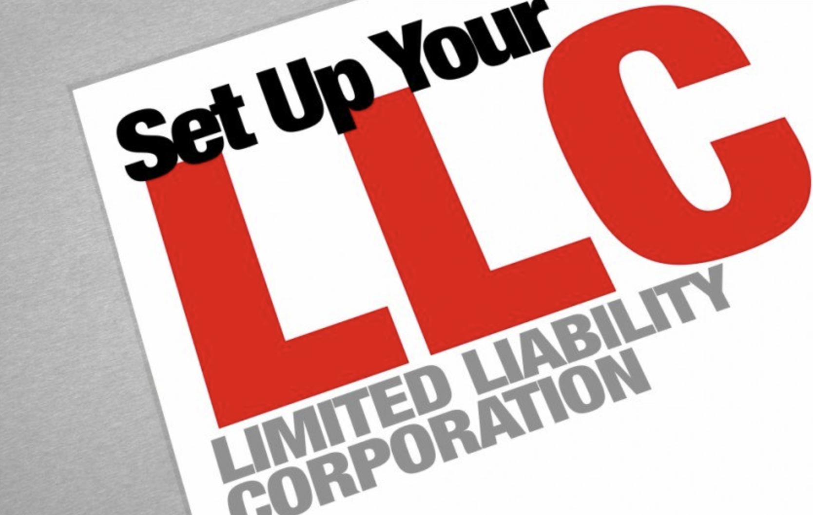 Setup an LLC